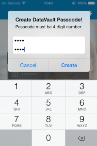 App Passcode - 2