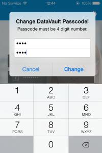 App Passcode - 4