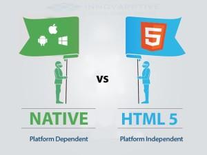Native vs HTML5 apps