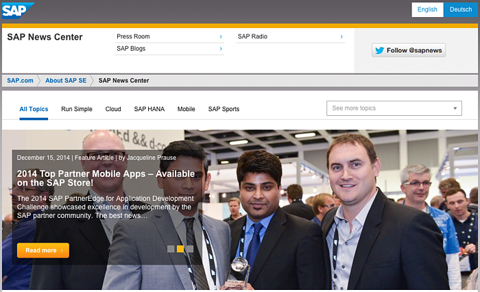 Innovapptive's Feature on SAP News