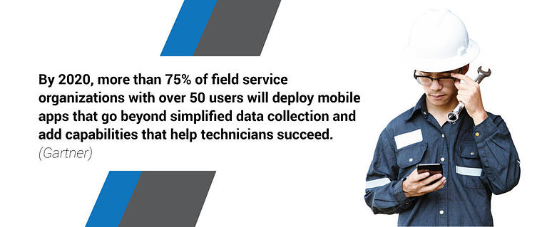 Top 4 Emerging Technologies Boosting Operational & Technicians' Productivity in Field Service_BLOG CONTENT GRAPHIC_1_20180906