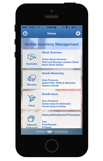 Reduce Inventory Carrying Costs with an SAP Mobile Inventory