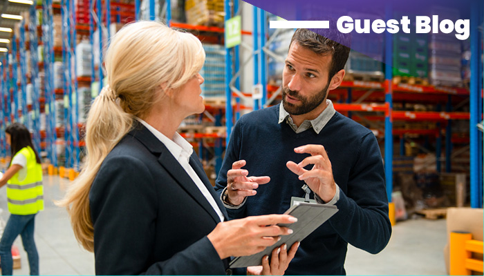 5 IT Considerations When Selecting a Mobile Solution for SAP Extended Warehouse Management (EWM)