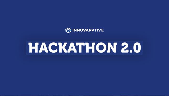 Hackathon 2.0 – Innovation at its best